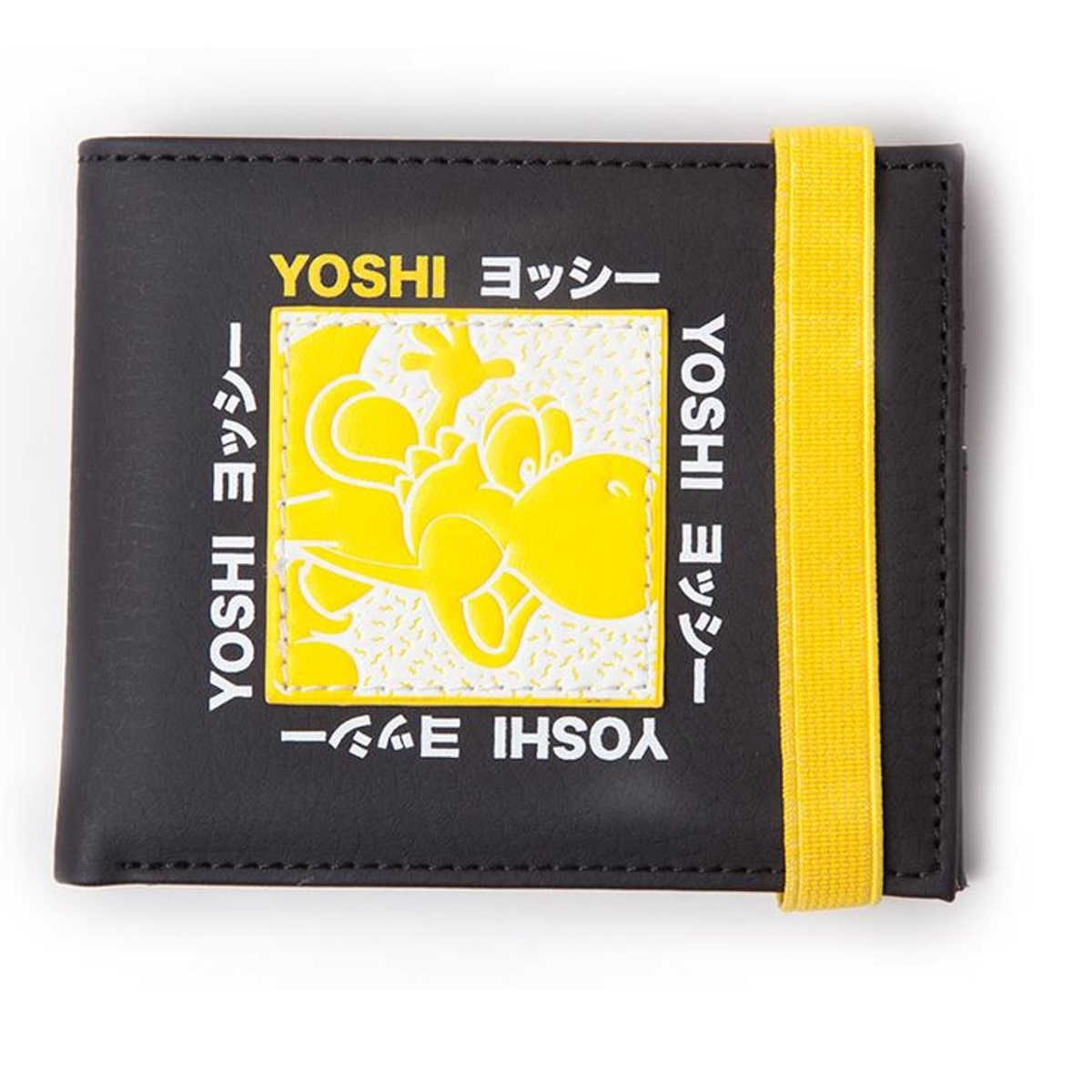 NEW IN PACKAGE YELLOW MARVIN  KIDS TRIFOLD  WALLET